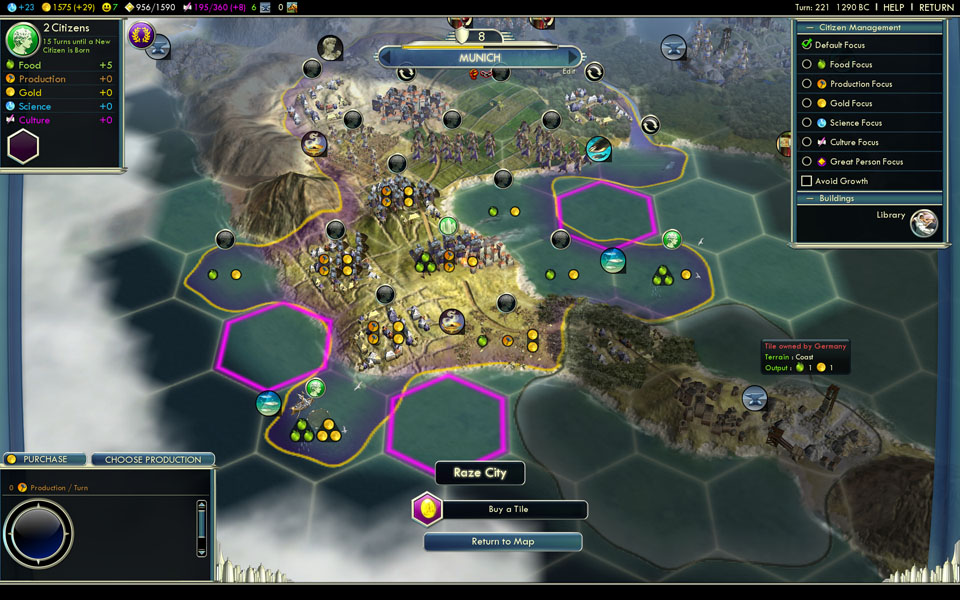 Deity Roman Tiny Earth 10 Civs Civfanatics Forums